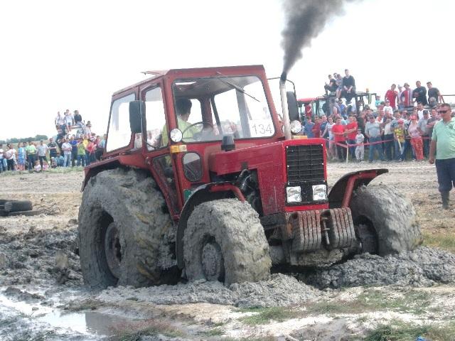 Traktor / Dnevnik