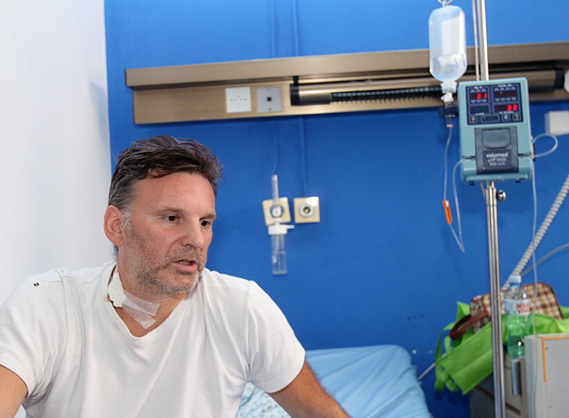 pacijent, Dnevnik/Branko Lučić