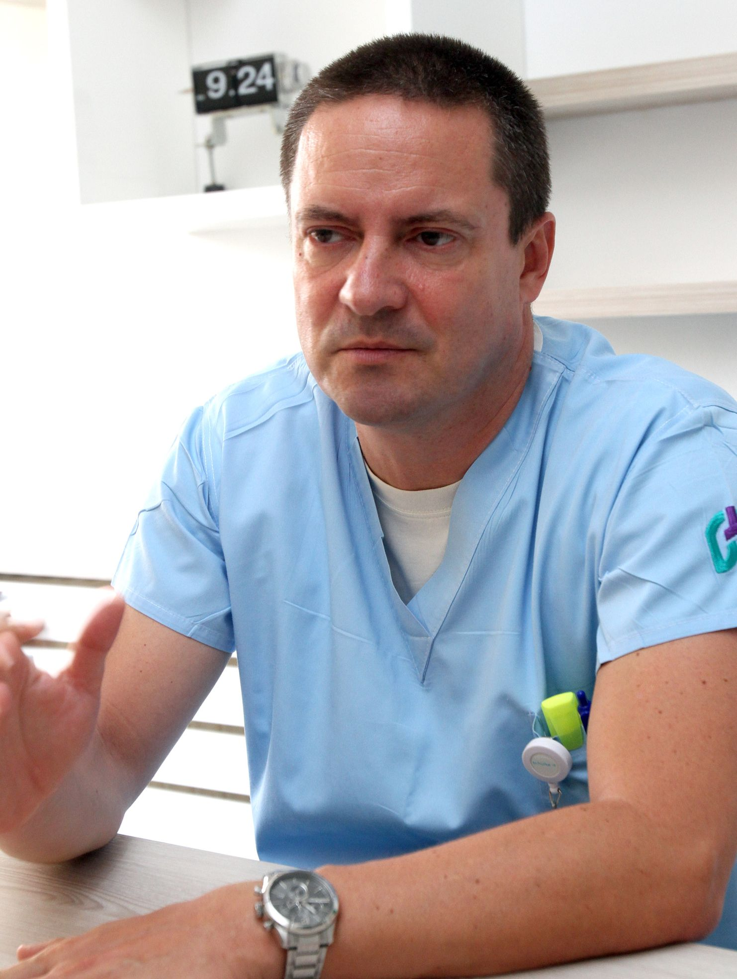 dr jovan matijasevic, Dnevnik/Branko Lučić