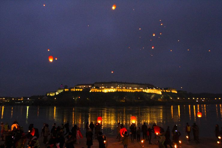 Osmehov festival lampiona  Foto: R. Hadžić