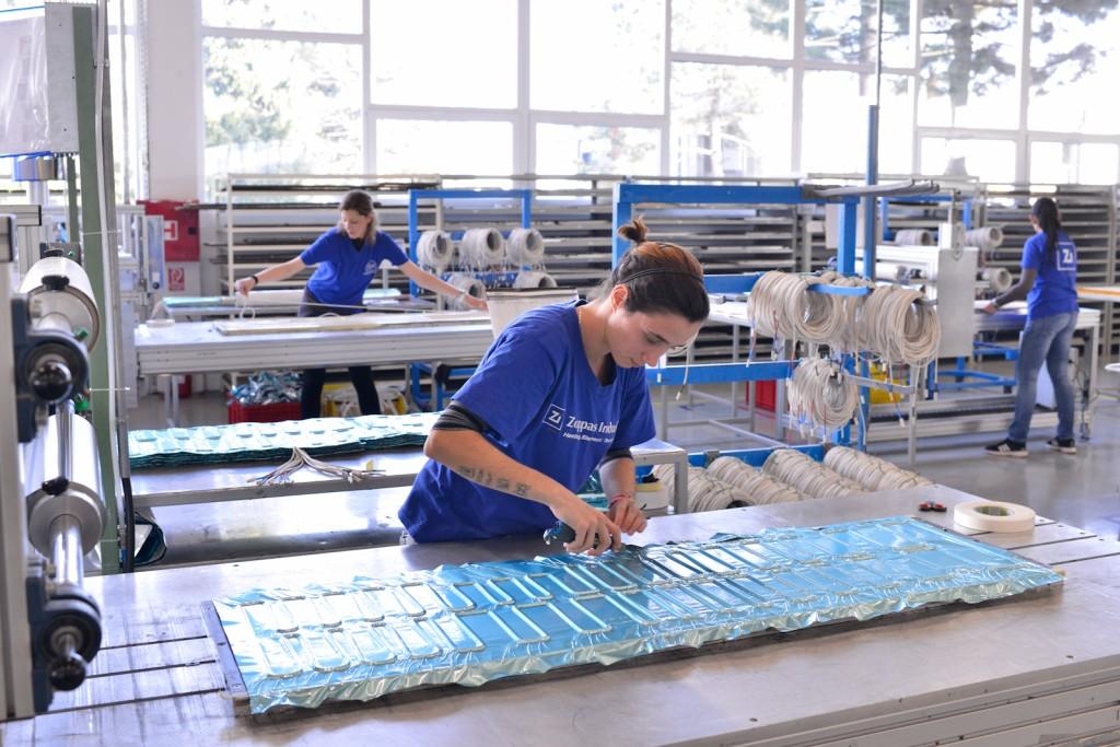 Mirovic, fabrika Zopas