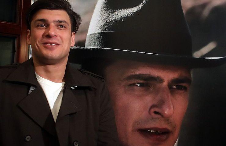 Andirja Kuzmanović glumi mladog inspektora Pletikosića Foto: F. Bakić