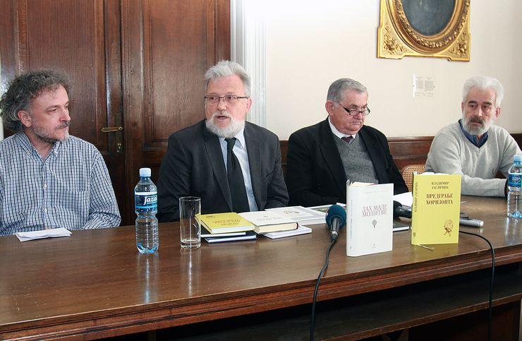 Članovi žirija: Đorđe Despić, Ivan Negrišorac, Jovan Delić i Đorđo Sladoje Foto: Dnevnik.rs/B. Lučić