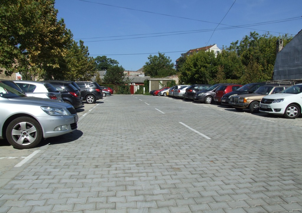 parking novi sad, JKP Parking servis