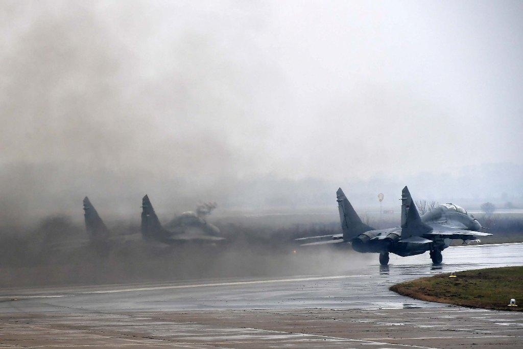 avioni vojska srbije MOD