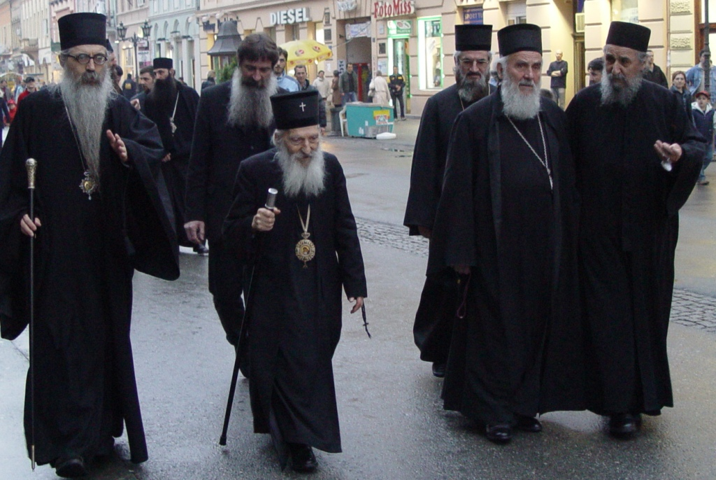 patrijarh pavle dnevnik