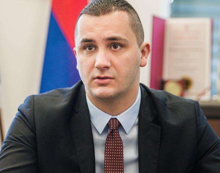 Srđan Simić Foto:Dnevnik.rs/ J. Ivanović