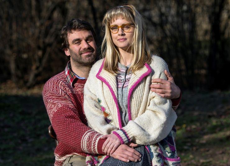 Tamara Krcunović i Đorđe Marković Foto: privatna arhiva