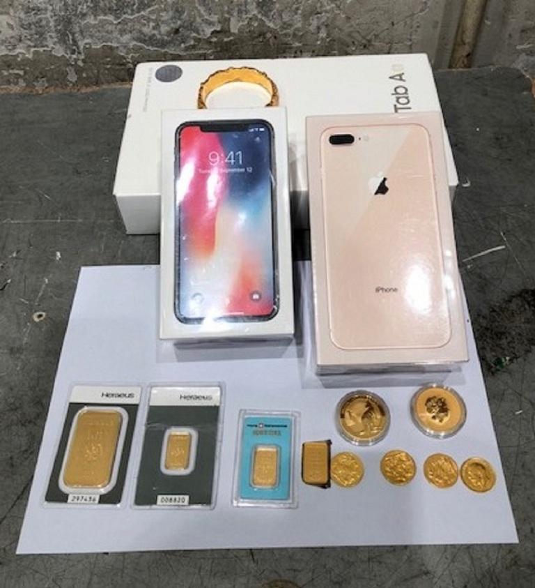 Telefoni i zlato Horgos