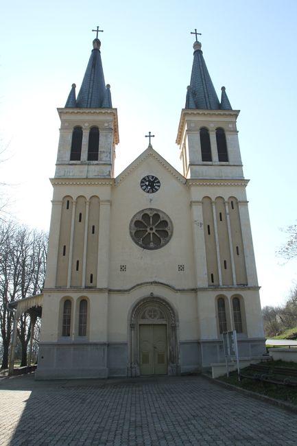 Crkva Snežne Gospe na Tekijama Foto: S. Šušnjević