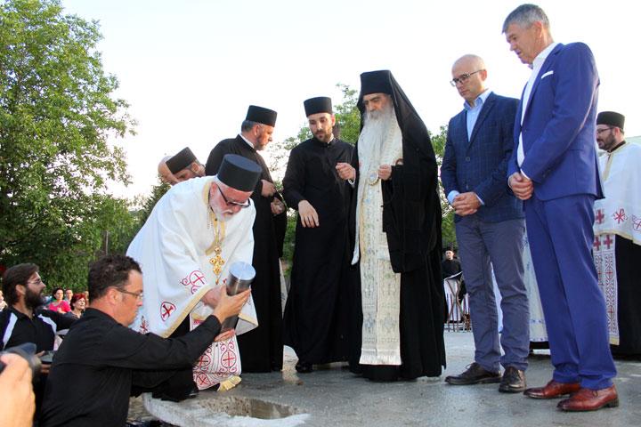 Osvestenje Hrama na Grbavici/S. Susnjevic