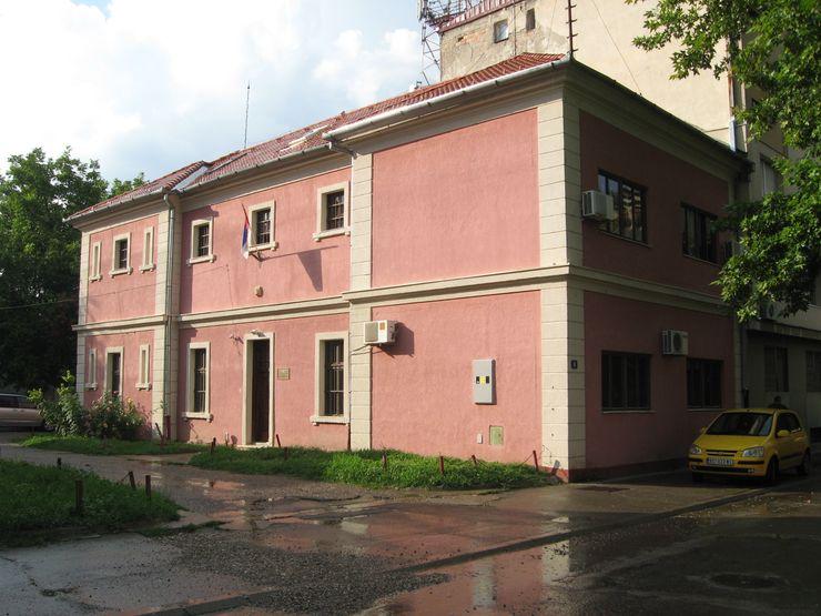 Zgrada bečejskog Prekršajnog suda Foto: Dnevnik.rs