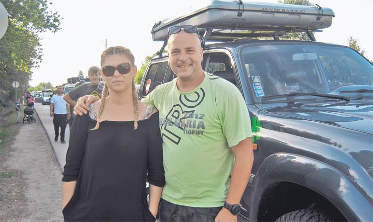 Jolan i Mihal Birdik  foto: Milorad Mitrović