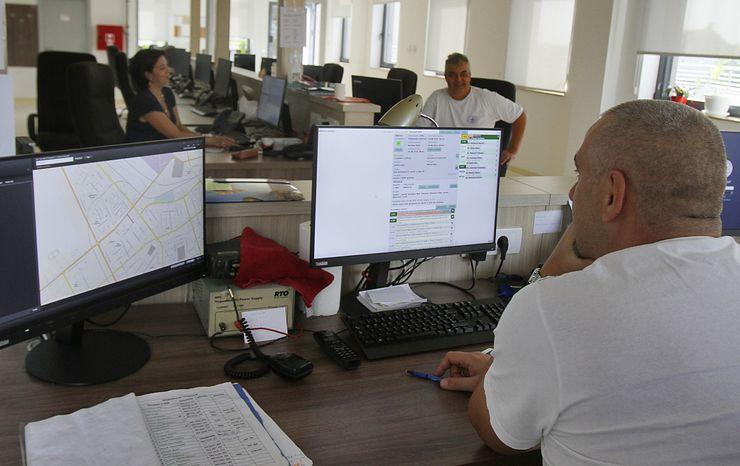 Dispečeri rade po norveškom sistemu Foto: Dnevnik.rs/Filip Bakić