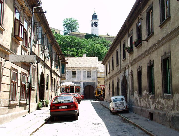 Podgradje Petrovaradina/R. Hadzic