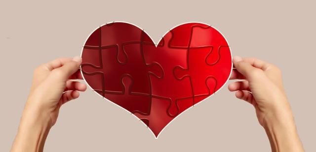srce puzle