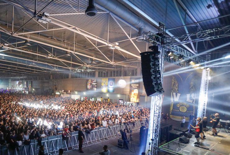 Više od 15.000 posetilaca uživalo na novosadskom Oktoberfestu Foto: Dnevnik.rs/R. Hadžić