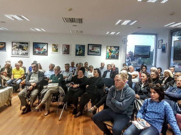 """Izložba u znak sećanja na Dragoslava Jovanovića Foto: KUD """"Sremac"""""""