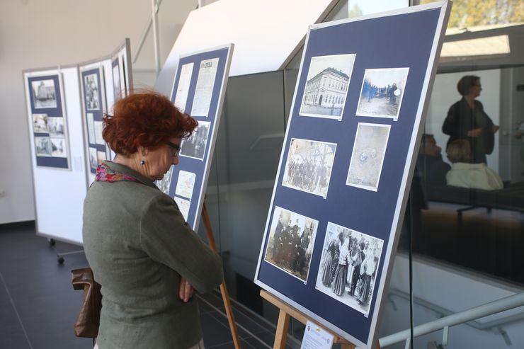 """Izložba """"Srbija u Velikom ratu"""" otvorena u Istorijskom arhivu gradaFoto: B. Lučić"""