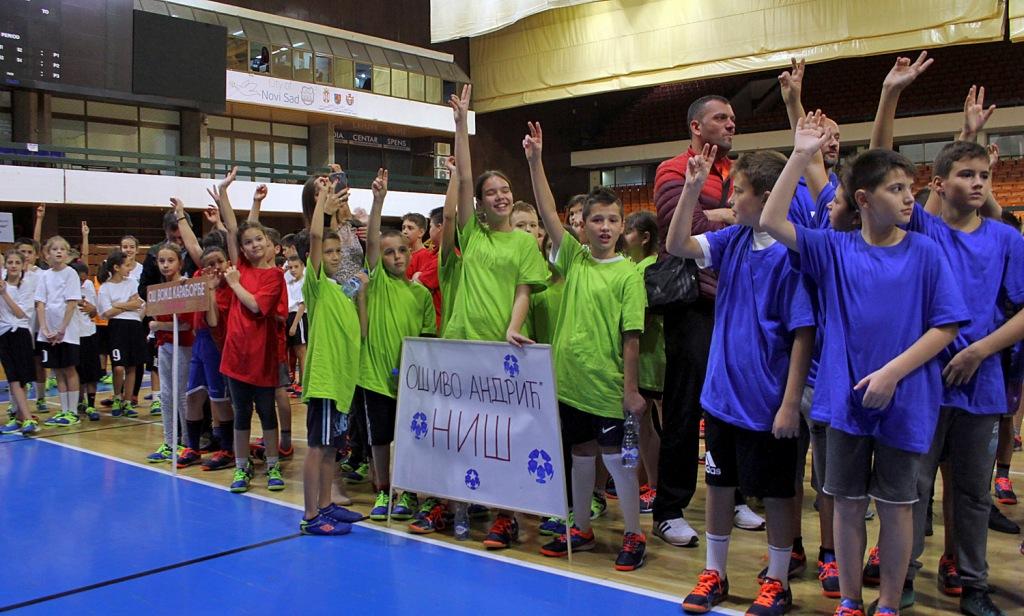 skolski turnir, dnevnik fbakic