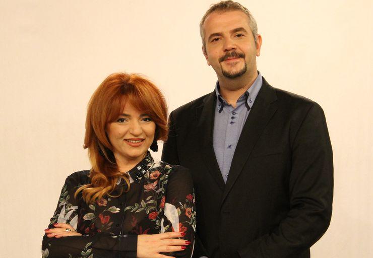 Domaćini ponedeljkom: Mirela Mitrić i Dražen Radulov foto: Aleksandar Erbes
