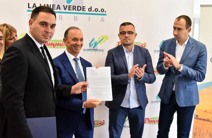 La linea verde/Pokrajinska vlada