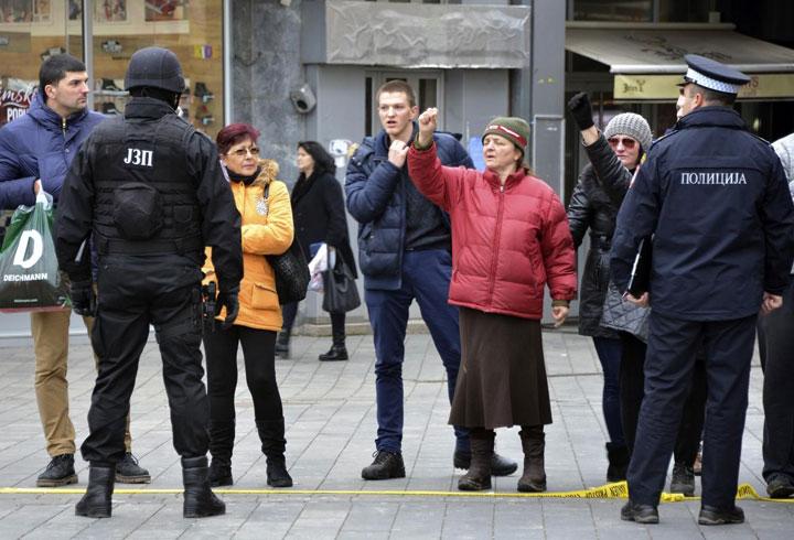 Specijalci u Banjaluci/Fonet/AP