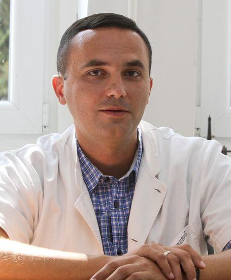 Docent dr Vladimir Knežević Foto: Dnevnik.rs
