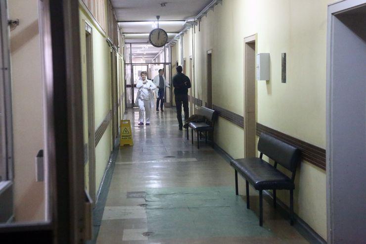 Na odeljenju Klinike za psihijatriju Kliničkog centra Vojvodine Foto: Dnevnik.rs