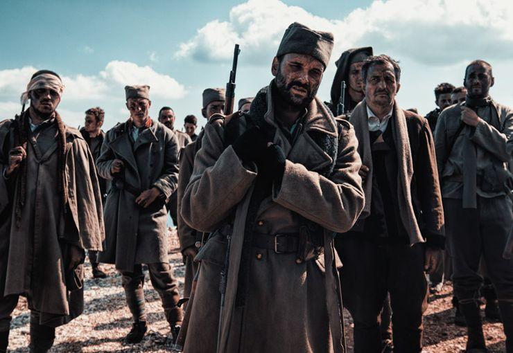 Filmsko ostvarenje petra ristovskog za četiri dana pogledalo 50.000 ljudi  Foto: promo