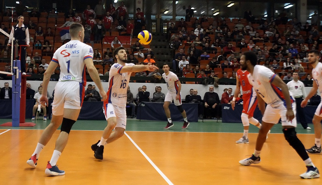 Vojvodina NS Seme NOVI SAD vs Hypo Tirol AlpenVolleys HACHING 08