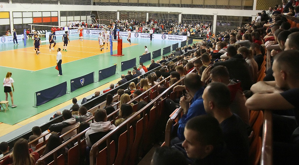 Vojvodina NS Seme NOVI SAD vs Hypo Tirol AlpenVolleys HACHING 24