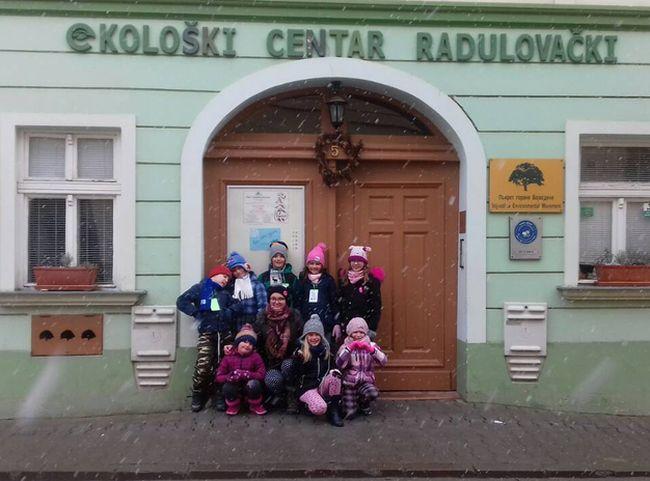 Zimski goranski eko-kamp u Sremskim Karlovcima Foto: Pokret gorana Novog Sada