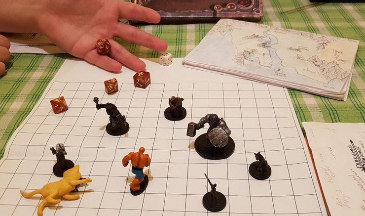 Dungeons and Dragons, društvena igra koja je konačno izašla iz andergraunda Foto: N. Tomić