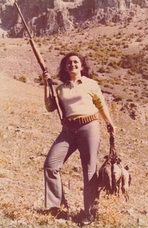 Iz lovačke karijere Foto: privatna arhiva