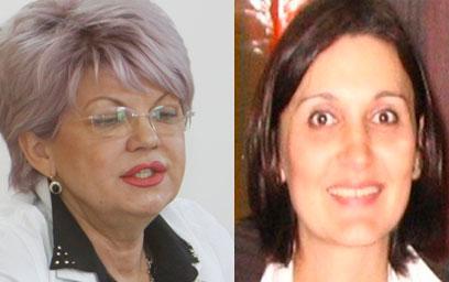 Dr Edita Stokić i dr Jelena Antić  Foto: Dnevnik.rs