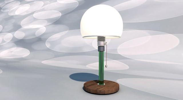 bauhaus lampa