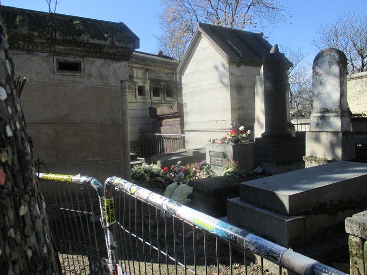Retki momenti pustog Morisonovog groba foto: N. Pisarev