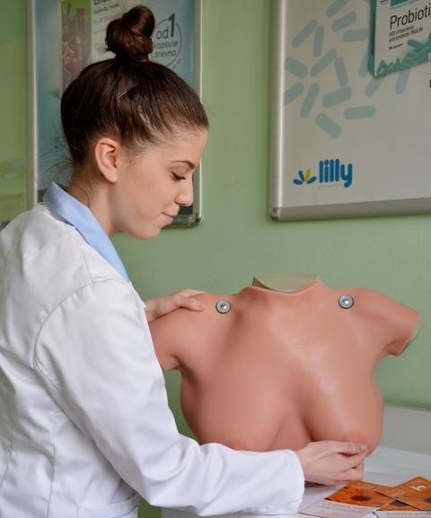 rak dojke samopregled
