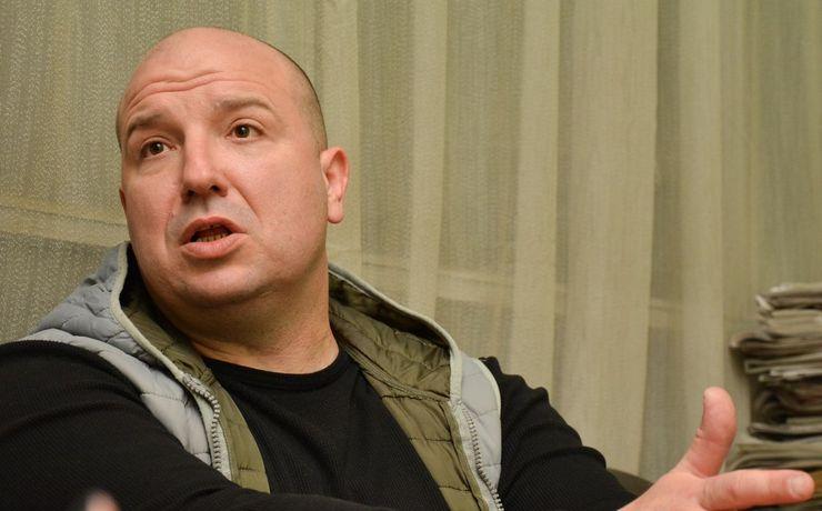 Boris Štrbac Foto: V. Fifa