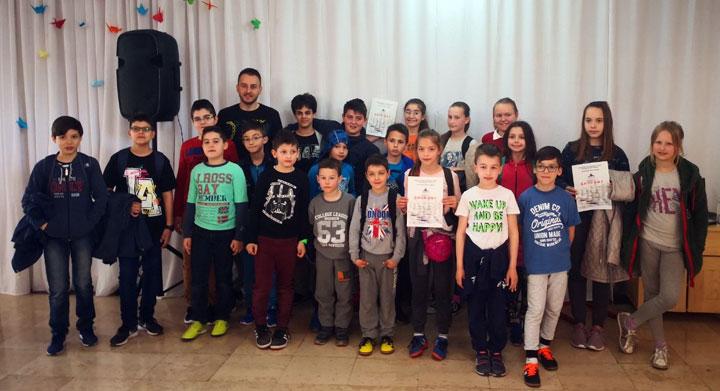 Najuspesnija ekipa OS Avram Mrazovic iz Sombora