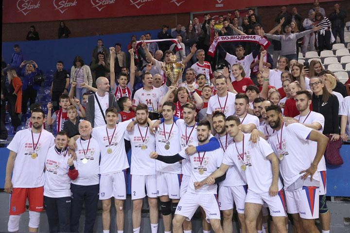 OK Vojvodina NS seme sampion Srbije 2019/Filip Bakic