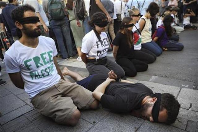 evrovizija protesti