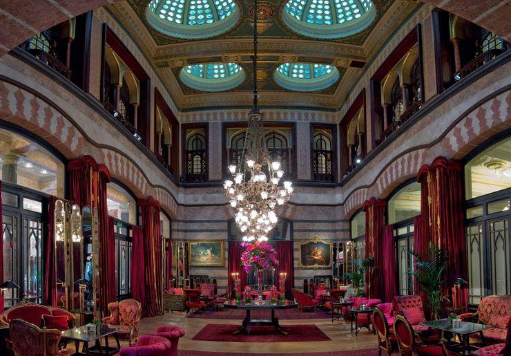 "Kubeli salon: Elegancija ""bel epoka"" Foto: privatna arhiva"