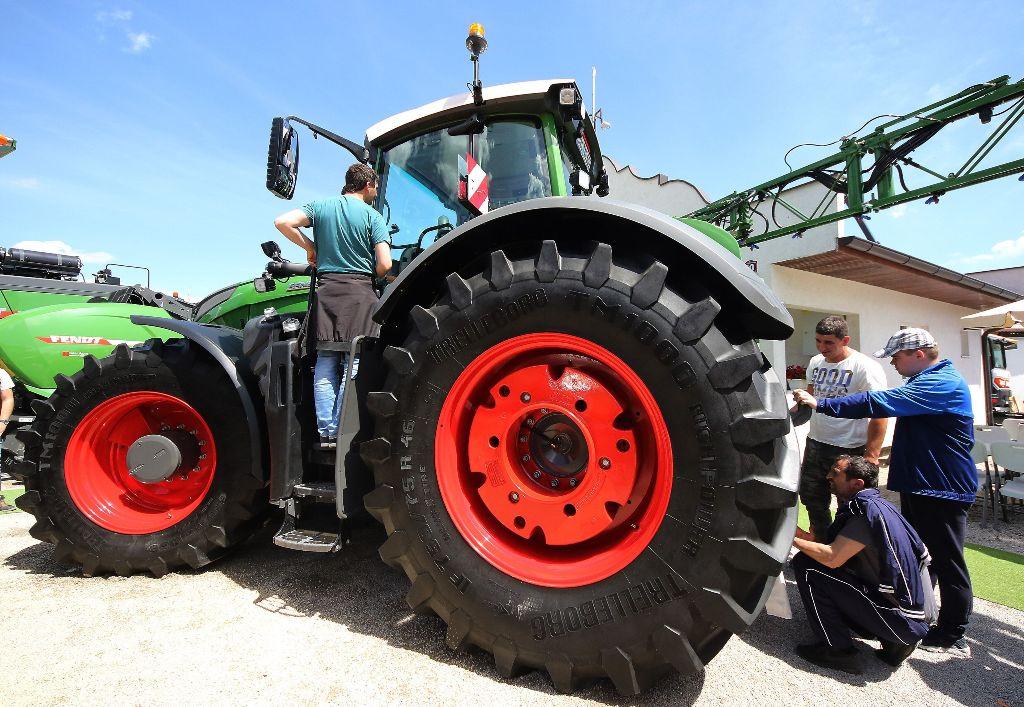 Sajam - traktor - A Pap