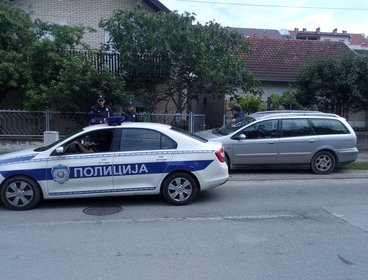 Trostruko obistvo na Telepu u Ulici Petefi Šandora 156 Foto: Dnevnik.rs/M. Bozokin