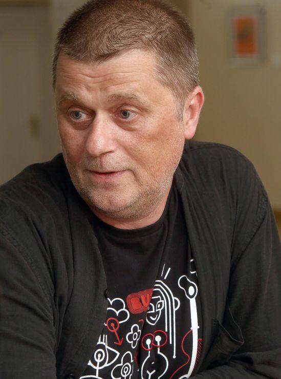 "Andraš Urban, reditelj predstava ""Hasanaginica"" i ""M.I.R.A."" Foto: B.Lučić"