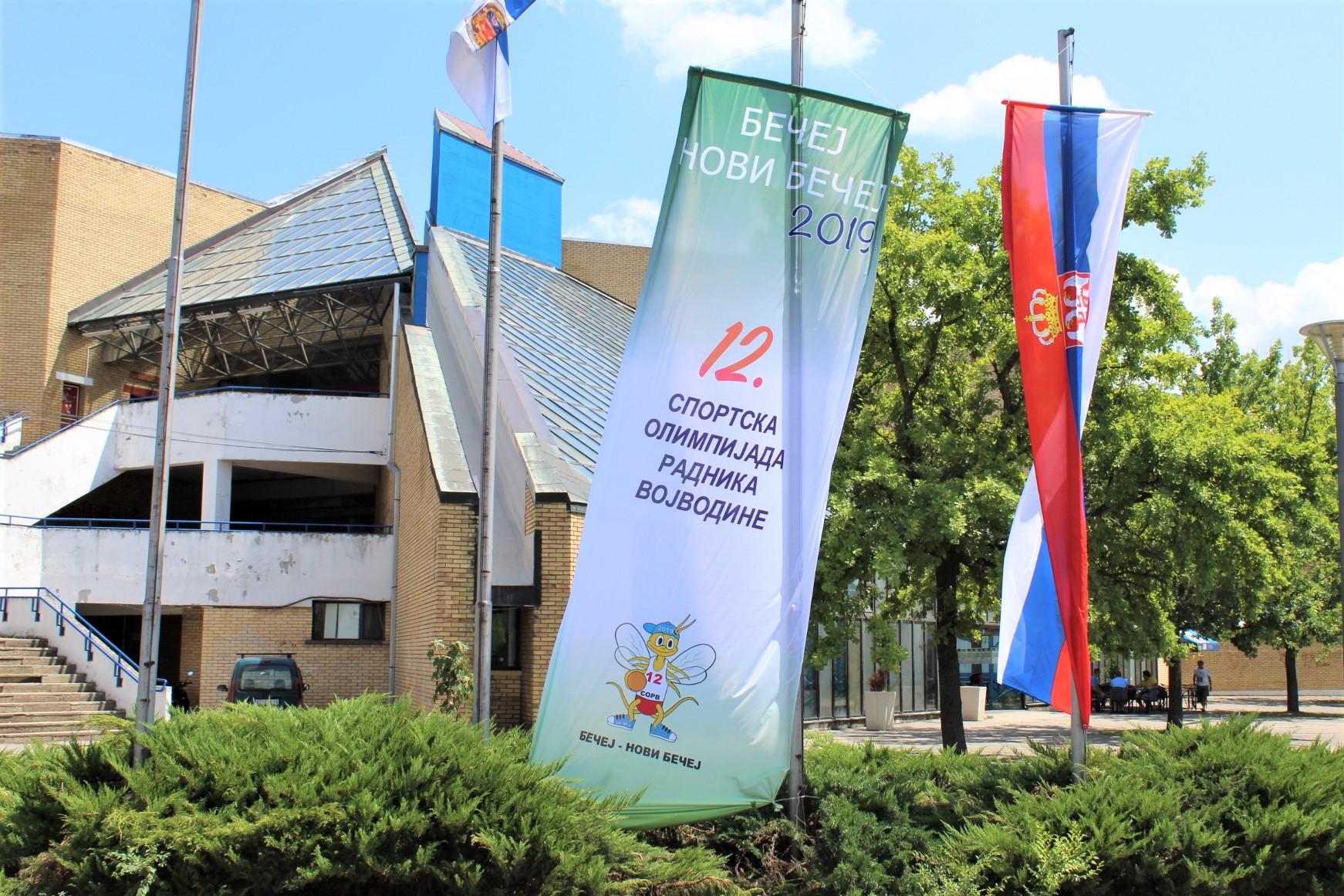 olimpijska zastava sorv