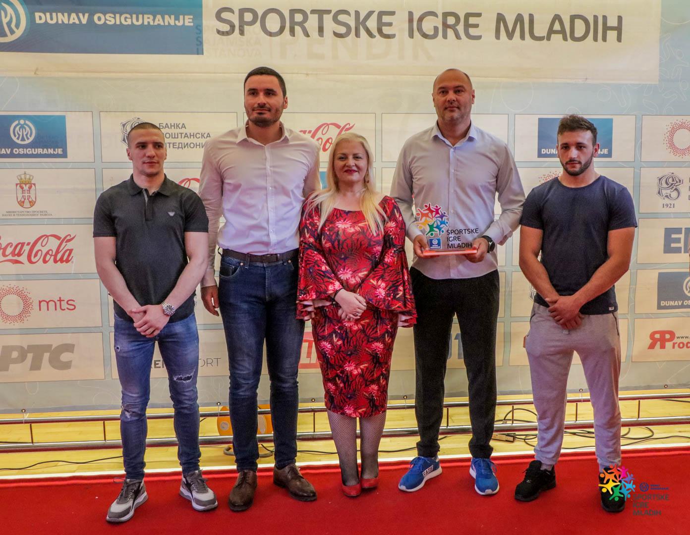 Sportske igre mladih u Novom Pazaru Foto SIM Srbije (3)