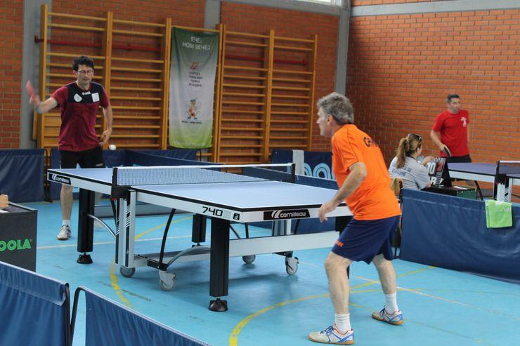 Takmičenje u stonom tenisu foto: Dnevnik
